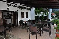 Υπαίθριο λόμπυ, bar-cafe